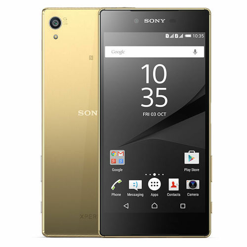 "Sony Xperia Z5 E6653 - 5,2"", OctaCore 1,5GHz + 2,0 GHz, 32GB, 23 MP, Gold"