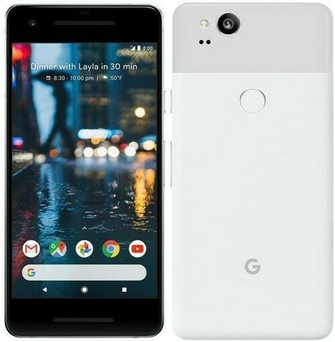 "Google Pixel 2 - 5,0"", 64 GB, 4 GB RAM, LTE, Clearly White"
