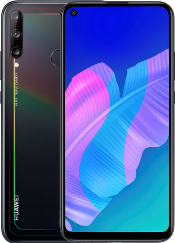 "Huawei P40 Lite E - 6,39"", 64GB, 4GB RAM, Midnight Black (ohne Android Playstore)"